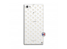 Coque Sony Xperia Z1 Compact Little Hearts