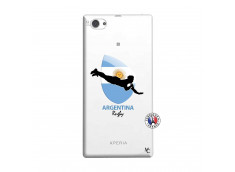 Coque Sony Xperia Z1 Compact Coupe du Monde Rugby-Argentine