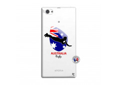 Coque Sony Xperia Z1 Compact Coupe du Monde Rugby-Australia