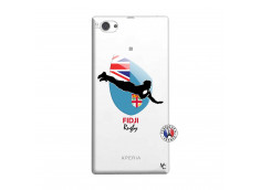 Coque Sony Xperia Z1 Compact Coupe du Monde Rugby Fidji