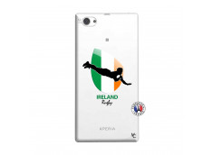 Coque Sony Xperia Z1 Compact Coupe du Monde Rugby-Ireland