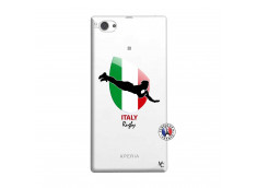 Coque Sony Xperia Z1 Compact Coupe du Monde Rugby-Italy