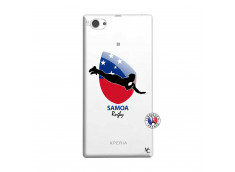 Coque Sony Xperia Z1 Compact Coupe du Monde Rugby-Samoa