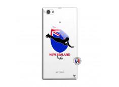 Coque Sony Xperia Z1 Compact Coupe du Monde Rugby- Nouvelle Zélande