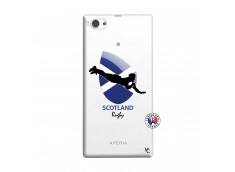 Coque Sony Xperia Z1 Compact Coupe du Monde Rugby-Scotland