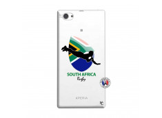 Coque Sony Xperia Z1 Compact Coupe du Monde Rugby-South Africa