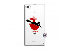 Coque Sony Xperia Z1 Compact Coupe du Monde Rugby-Tonga