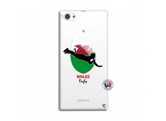 Coque Sony Xperia Z1 Compact Coupe du Monde Rugby-Walles