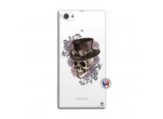 Coque Sony Xperia Z1 Compact Dandy Skull