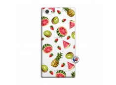 Coque Sony Xperia Z1 Compact Multifruits