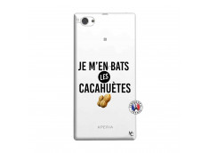 Coque Sony Xperia Z1 Compact Je M En Bas Les Cacahuetes