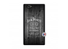 Coque Sony Xperia Z1 Compact Old Jack Noir