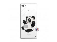 Coque Sony Xperia Z1 Compact Panda Impact