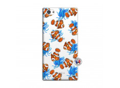 Coque Sony Xperia Z1 Compact Poisson Clown