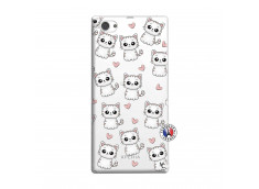 Coque Sony Xperia Z1 Compact Petits Chats
