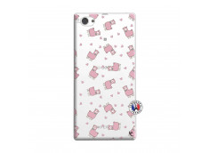 Coque Sony Xperia Z1 Compact Petits Moutons