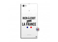 Coque Sony Xperia Z1 Compact Rien A Foot Allez La France