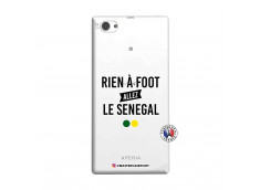 Coque Sony Xperia Z1 Compact Rien A Foot Allez Le Senegal