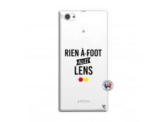 Coque Sony Xperia Z1 Compact Rien A Foot Allez Lens