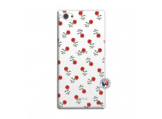 Coque Sony Xperia Z1 Compact Rose Pattern
