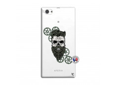 Coque Sony Xperia Z1 Compact Skull Hipster