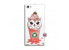 Coque Sony Xperia Z1 Compact Catpucino Ice Cream