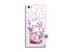 Coque Sony Xperia Z1 Compact Smoothie Cat