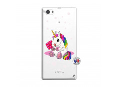 Coque Sony Xperia Z1 Compact Sweet Baby Licorne