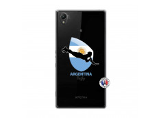 Coque Sony Xperia Z1 Coupe du Monde Rugby-Argentina