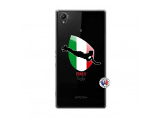 Coque Sony Xperia Z1 Coupe du Monde Rugby-Italy