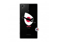 Coque Sony Xperia Z1 Coupe du Monde Rugby-Japan