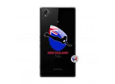 Coque Sony Xperia Z1 Coupe du Monde Rugby- Nouvelle Zélande