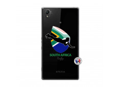 Coque Sony Xperia Z1 Coupe du Monde Rugby-South Africa
