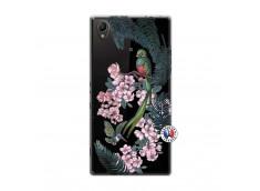 Coque Sony Xperia Z1 Flower Birds