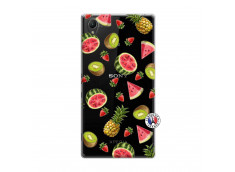 Coque Sony Xperia Z1 Multifruits