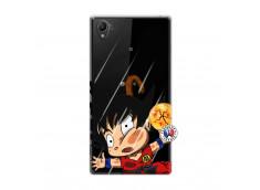 Coque Sony Xperia Z1 Goku Impact
