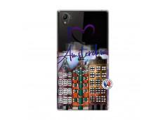 Coque Sony Xperia Z1 I Love Amsterdam