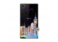 Coque Sony Xperia Z1 I Love London