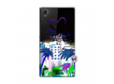 Coque Sony Xperia Z1 I Love Miami