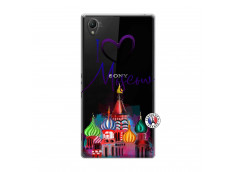 Coque Sony Xperia Z1 I Love Moscow
