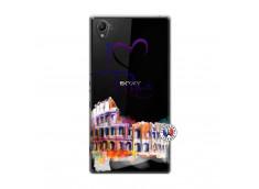Coque Sony Xperia Z1 I Love Rome