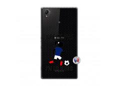 Coque Sony Xperia Z1 Je Peux Pas J Ai Les Bleues Maillot