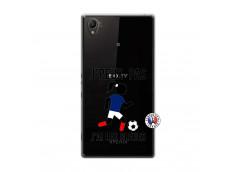 Coque Sony Xperia Z1 Je Peux Pas J Ai Les Bleues