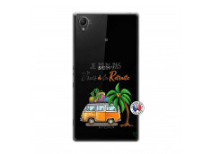 Coque Sony Xperia Z1 Je Peux Pas Je Suis A La Retraite