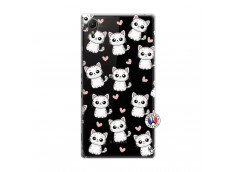 Coque Sony Xperia Z1 Petits Chats