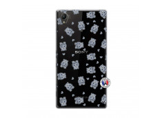 Coque Sony Xperia Z1 Petits Hippos