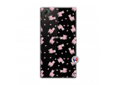 Coque Sony Xperia Z1 Petits Moutons