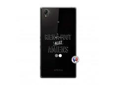 Coque Sony Xperia Z1 Rien A Foot Allez Amiens