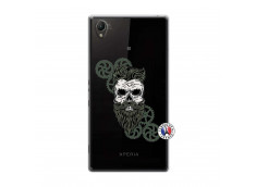 Coque Sony Xperia Z1 Skull Hipster