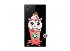 Coque Sony Xperia Z1 Catpucino Ice Cream